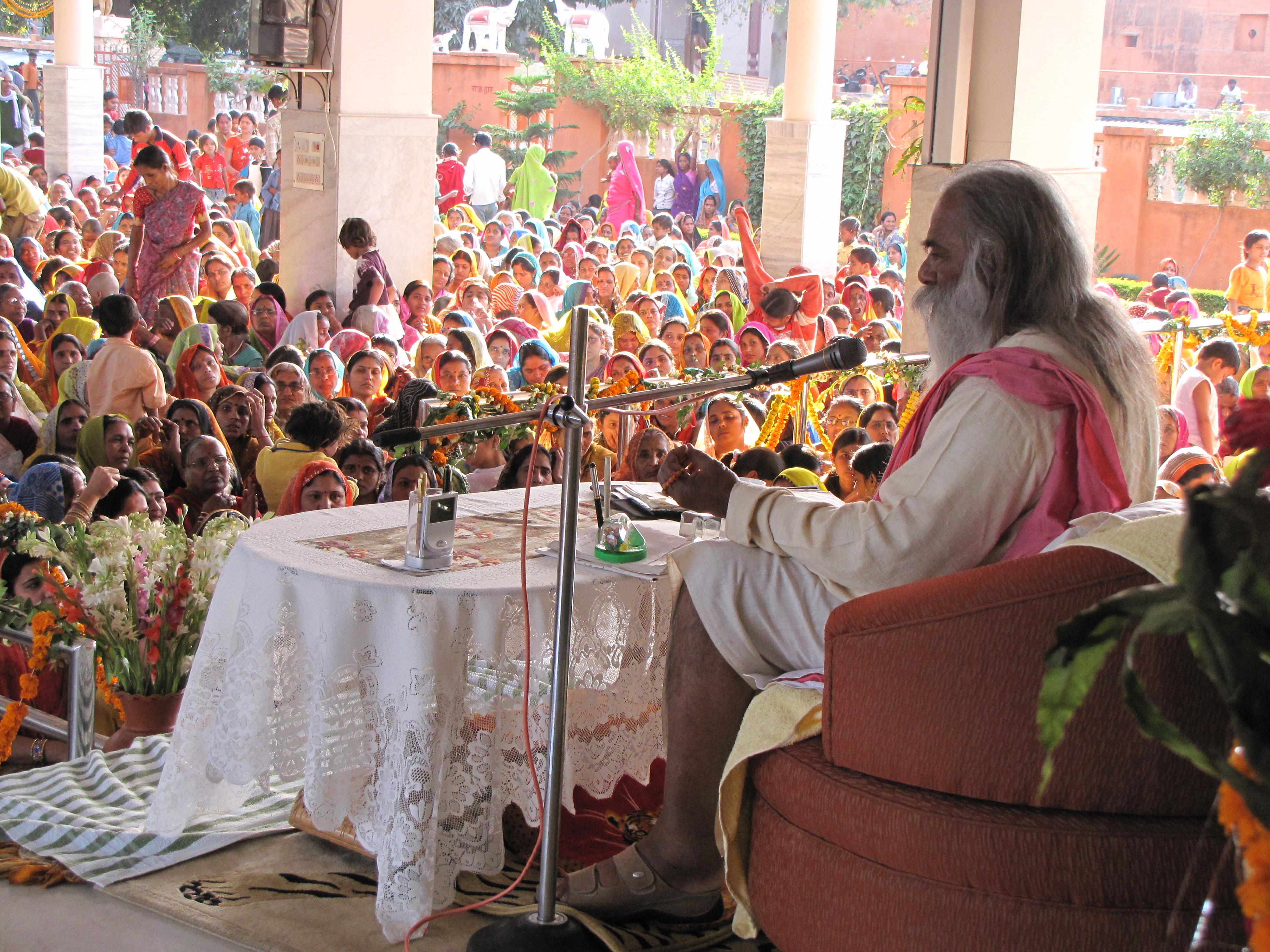 Shrimad Bhagavad Gita Pravachan