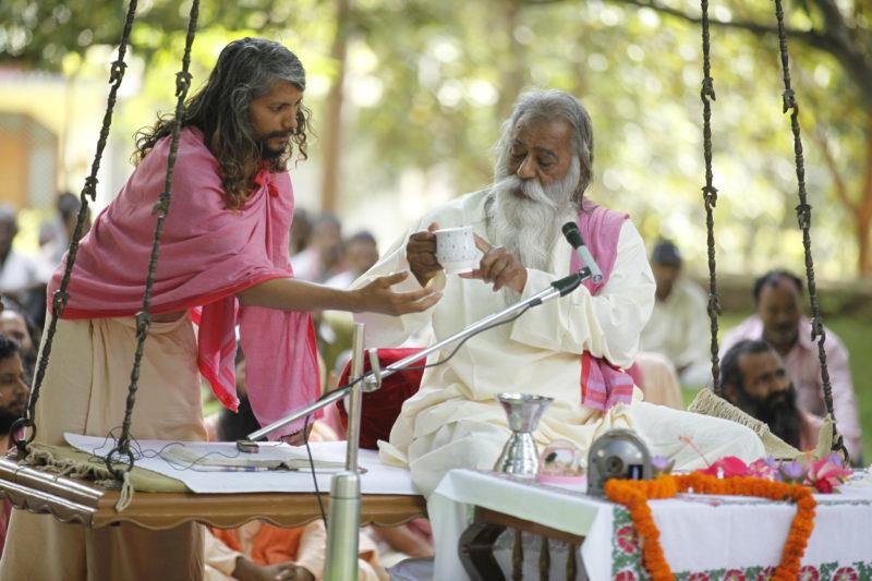 Shrimad Bhagavad Gita Session